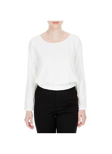 Armani Bluz Beyaz